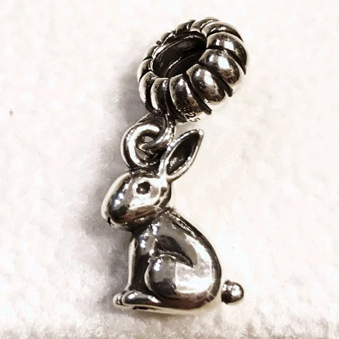 467394e07 ... coupon for im selling these authentic pandora bunny dangle charm s depop  32e44 8e1c2