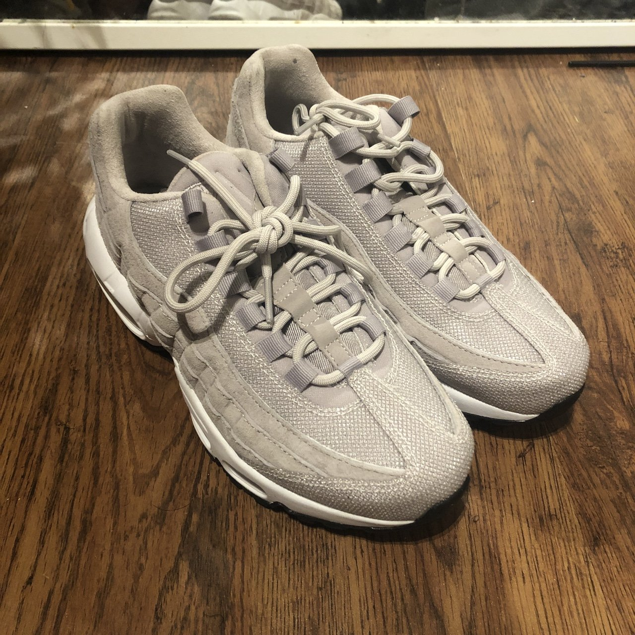 88df267a83 @missphillip. 6 months ago. London, United Kingdom. Have these moon  particle air max 95.