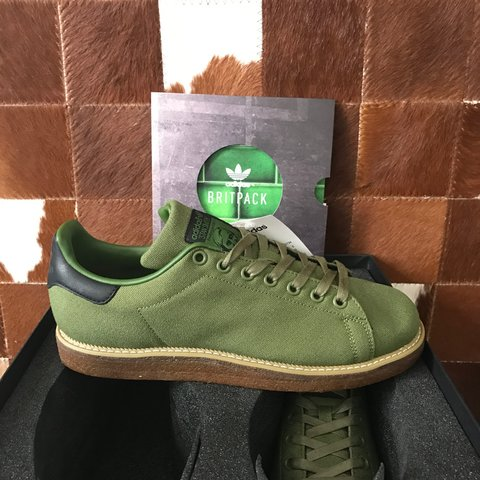 26047e6bac4 ... adidas x offspring stan smith Adidas Britpack X Offspring 20 (Stan  Smith Wedge Parker ...