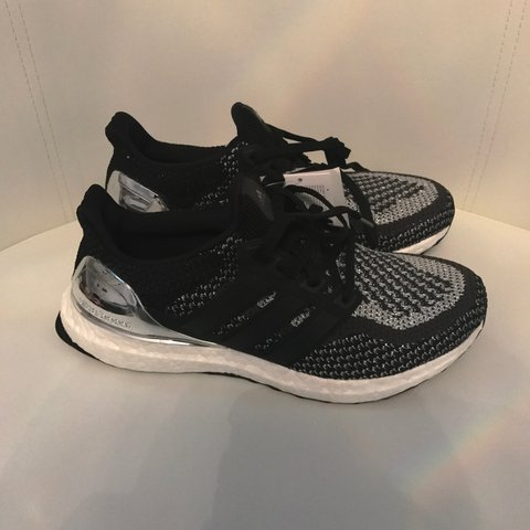 afbf11aad7702 ... inexpensive adidas ultra boost silver medal reflective. brand new in  depop db2bb 84442