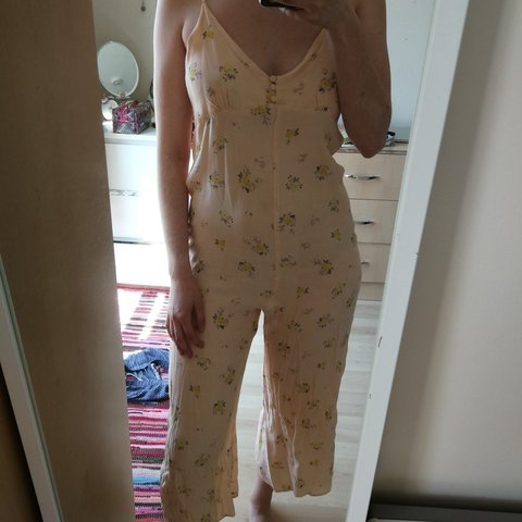 206b7512f41 Wide leg floral cami jumpsuit. From Nobody s Child