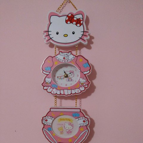 9c39180d4 @peachberrymelon. last year. Cleveland, Rowan County, United States. Sanrio  Hello Kitty Hanging ...