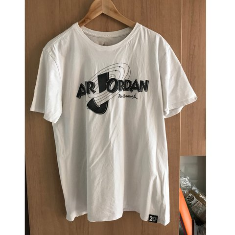 3e92662879e @_cameron8. 11 months ago. Ferndown, United Kingdom. Nike Air Jordan, SpaceJam  20th Anniversary t-shirt
