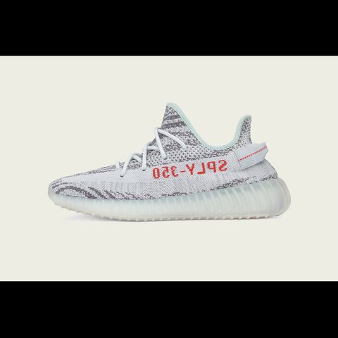 1922bf1435c25  eltanque14. last year. Italia. Adidas Yeezy Boost 350 V2 Blue Tint size US  8