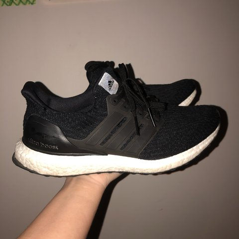 14fbf864319 Adidas ultra boost Condition  9 10 Worn max 3 times Size  - Depop