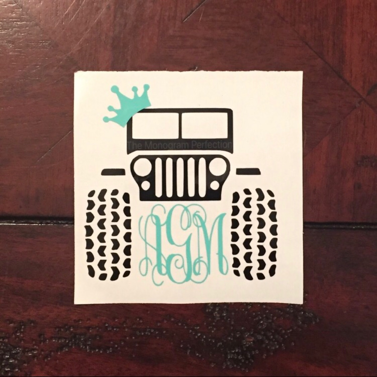 These Monogram Decals Are Super Easy To Apply And Depop