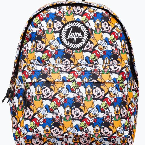 09fc043727e2fb HYPE. DISNEY SQUAD BACKPACK Sample bag. New condition, just - Depop