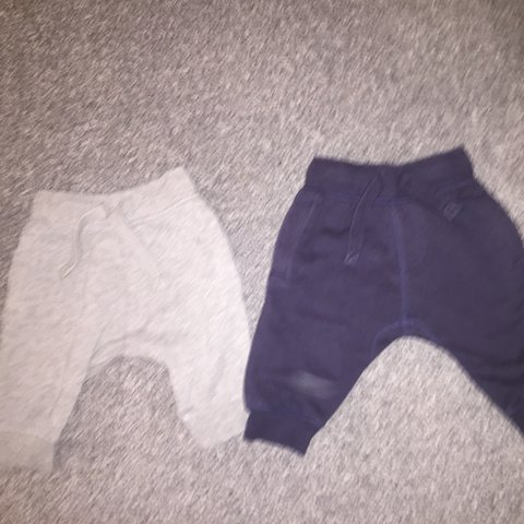 Baby Boy Joggies Size 3-6 Months Baby & Toddler Clothing
