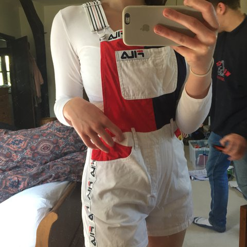 c3561b35c23  darcywilson. 11 months ago. United Kingdom. Fila playsuit   shorts    jumpsuit. Great condition only ...