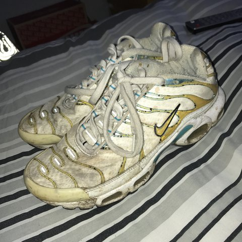 212c2a5698e72b Nike TN beaters 6 10 condition still got loads off life or - Depop