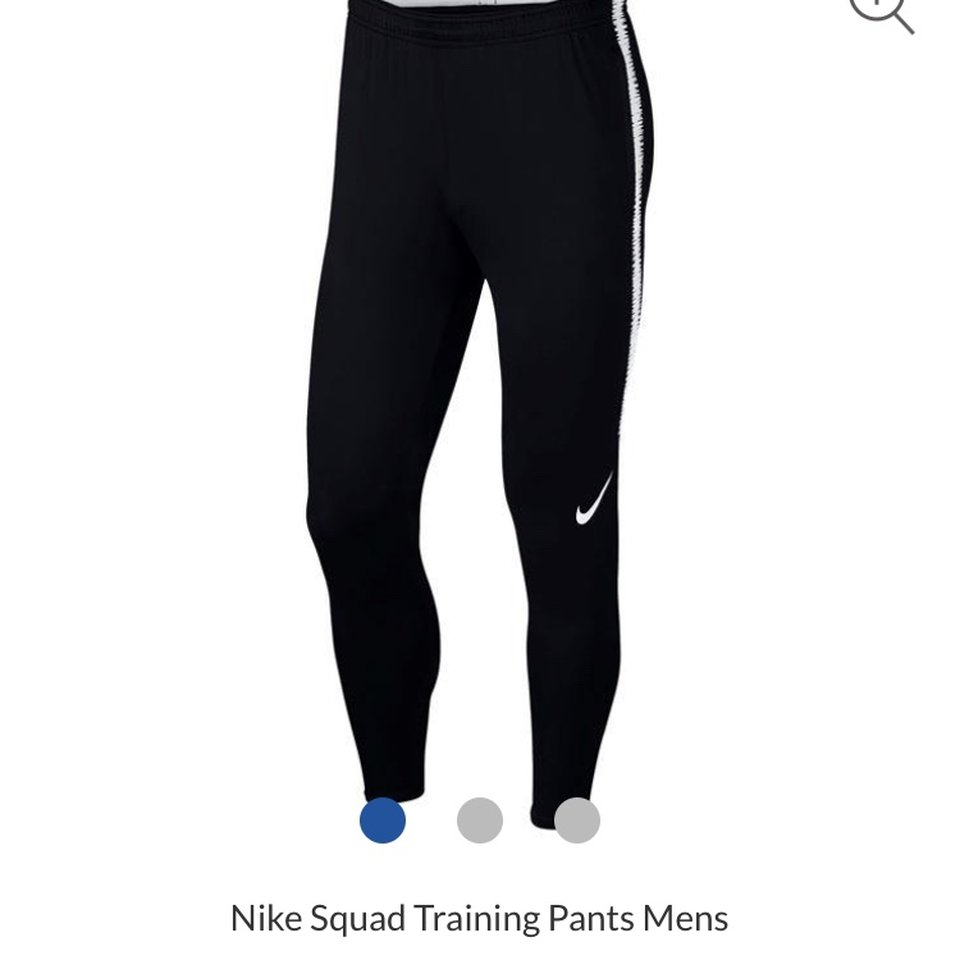 público reserva escritura  Nike dry fit squad pants. LARGE. Pictures from... - Depop