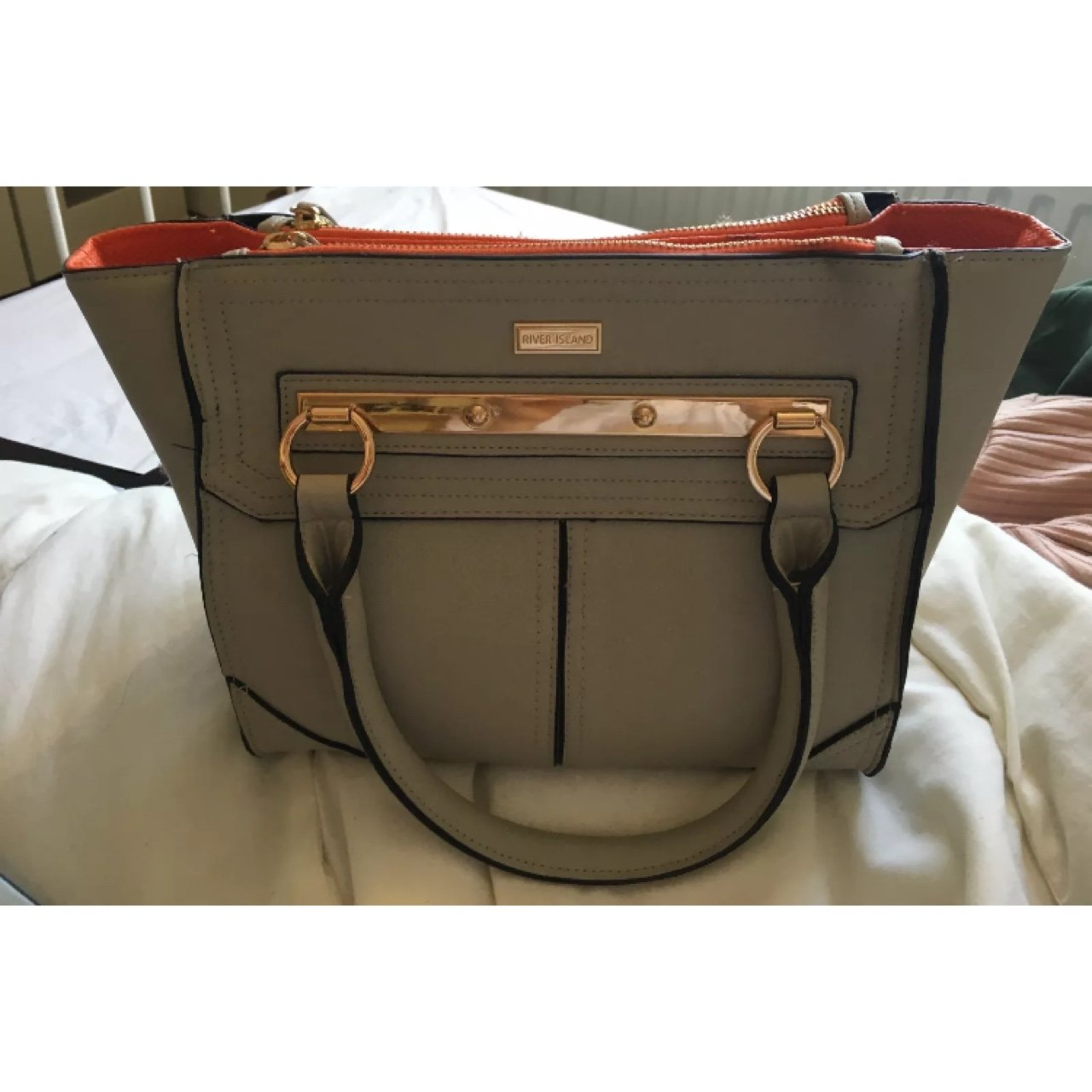 8813aa0e8299 River Island Bag never used but with no tags! Bought for It - Depop
