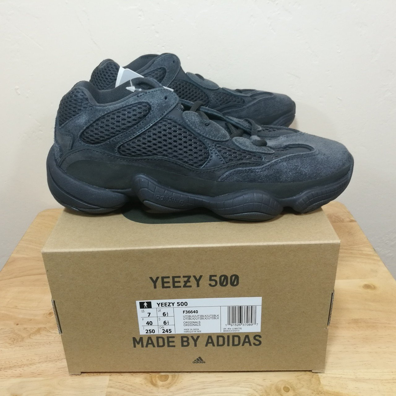 0f332ad03745e Item  Adidas Yeezy 500 Size  US 7 Condition  Brand New Yeezy - Depop