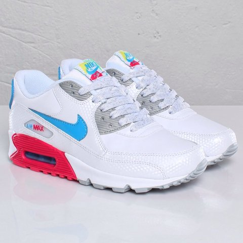 newest 419d2 ec0b2  charly lou. 4 years ago. Romford, Greater London, UK. WOMENS NIKE AIR MAX  90 2007 (GS) ...