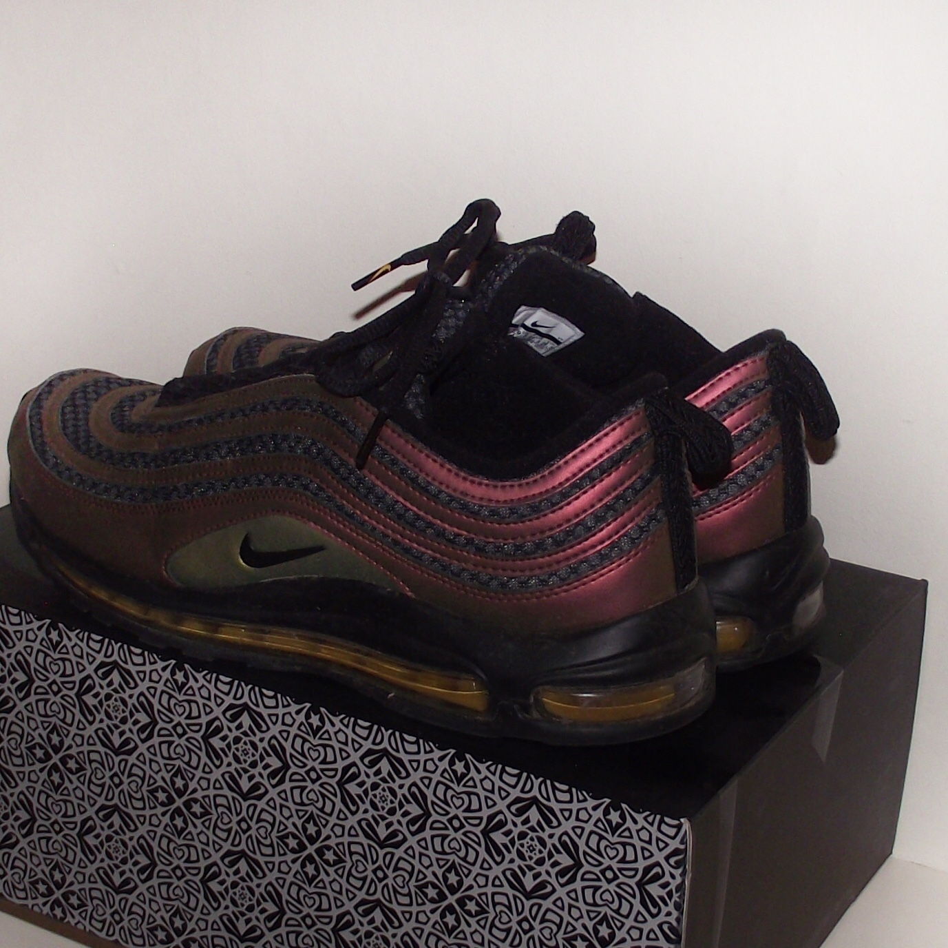 Sold⛔️ Nike Skepta Air Max 97 Amazing condition No Depop