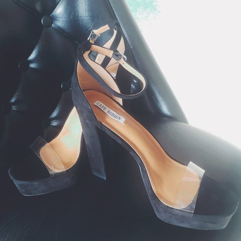 9df8f3a9c0 New in box! Purchased from Dolls Kill, these cute heels are - Depop