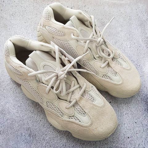 4c9d5816e31 Yeezy 500 Desert Rat UK Size 8 Adidas yeezy trainers are - Depop