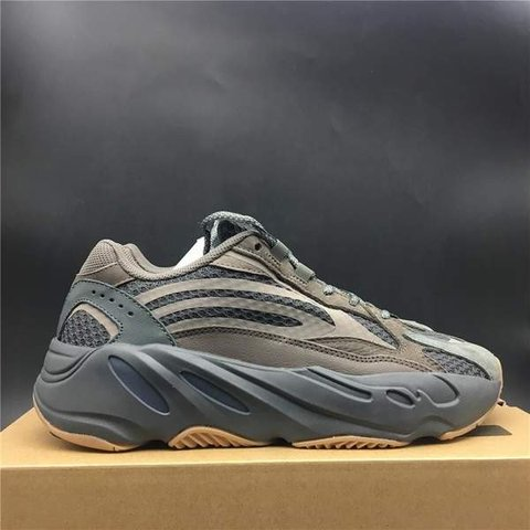 e462df9a0 Yeezy boost 700 Geode UK Size 8 Adidas yeezy trainers with - Depop
