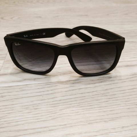 ab0a63ac67 Ray ban Justin.. Actually don t want to sell them but they - - Depop