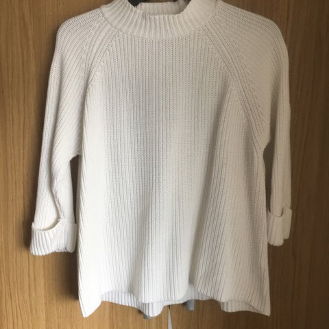 0bed42469e35be @dandelion_86. 2 years ago. Derby, United Kingdom. Topshop cream chunky  knit jumper ...