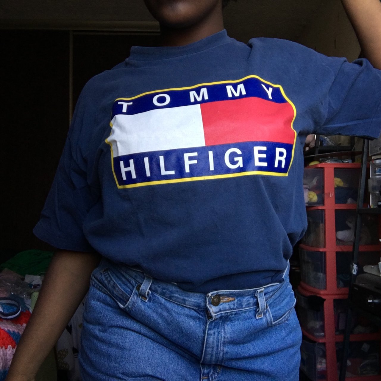 76b5c6bd @froottree. last year. Monroeville, United States. authentic vintage tommy  hilfiger ...