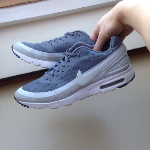 on sale 6e668 dde51  darrylscholes. 2 years ago. Sheffield, UK. Nike Air Max BW Ultra  Sportswear Cool Grey and White shoes ...