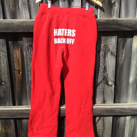 Authentic Miranda Sings Haters Back Off Pants Perfect Only Depop