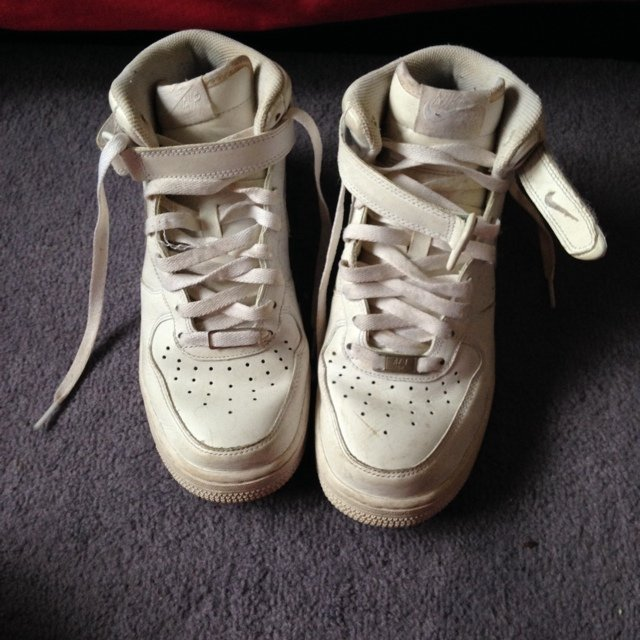nike air force 1 high shoelaces for sneakers