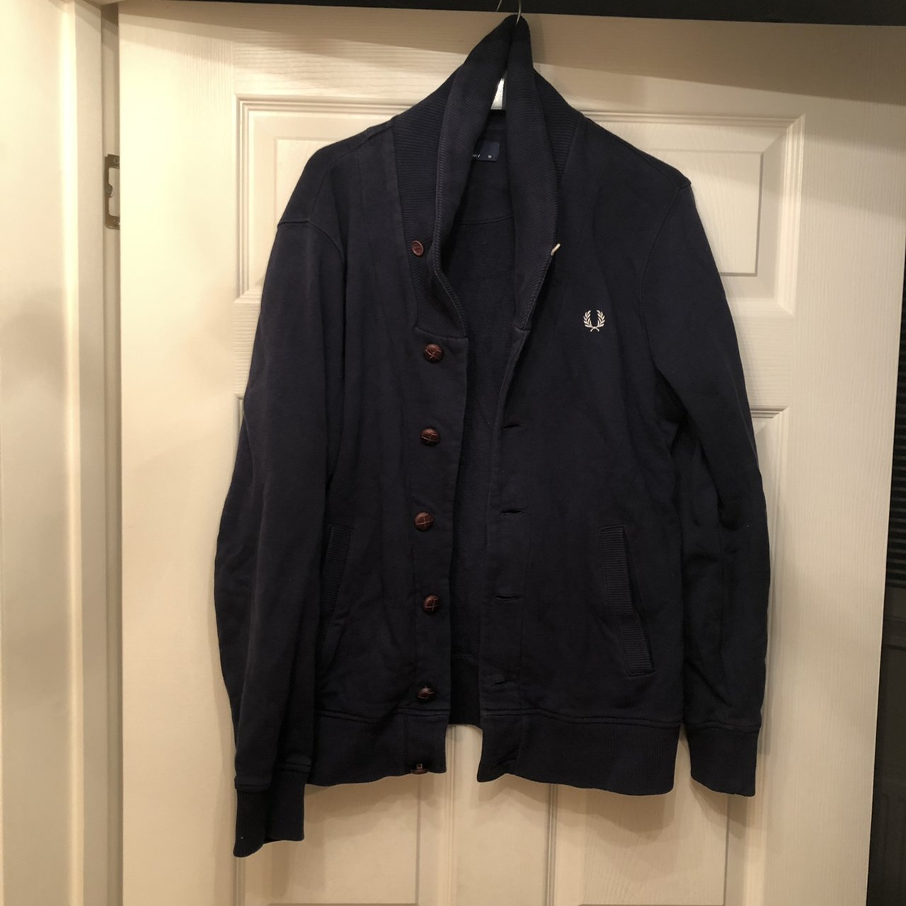 a6c5749fe8  Mens   FredPerry jacket cardigan 🐎