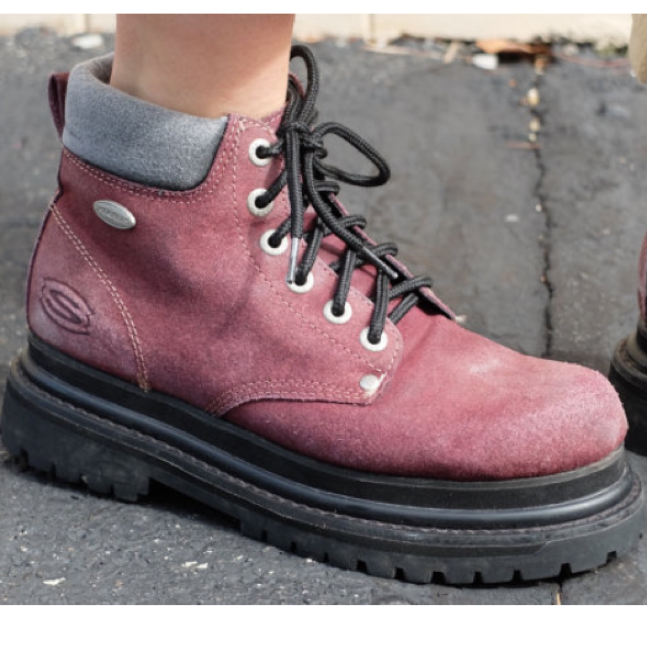 90s Vintage Skechers Boots -really