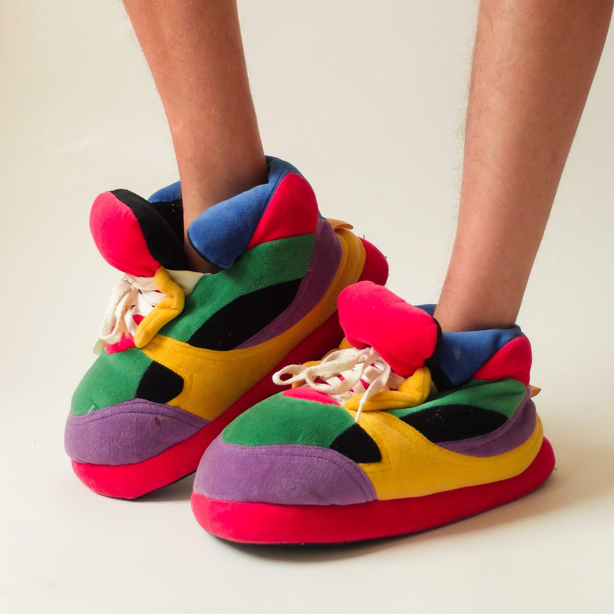 Reserved Sneaker Slippers 90s Funny