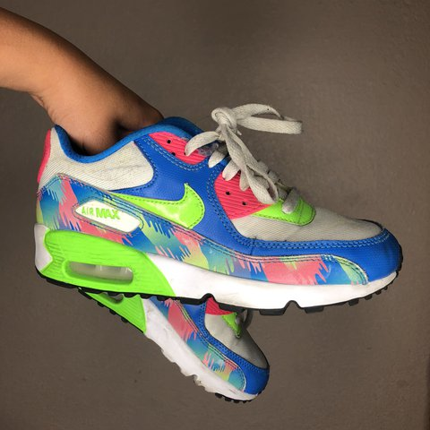 hot sale online 4404f d736d Nike Air Max 90 Neon- 0