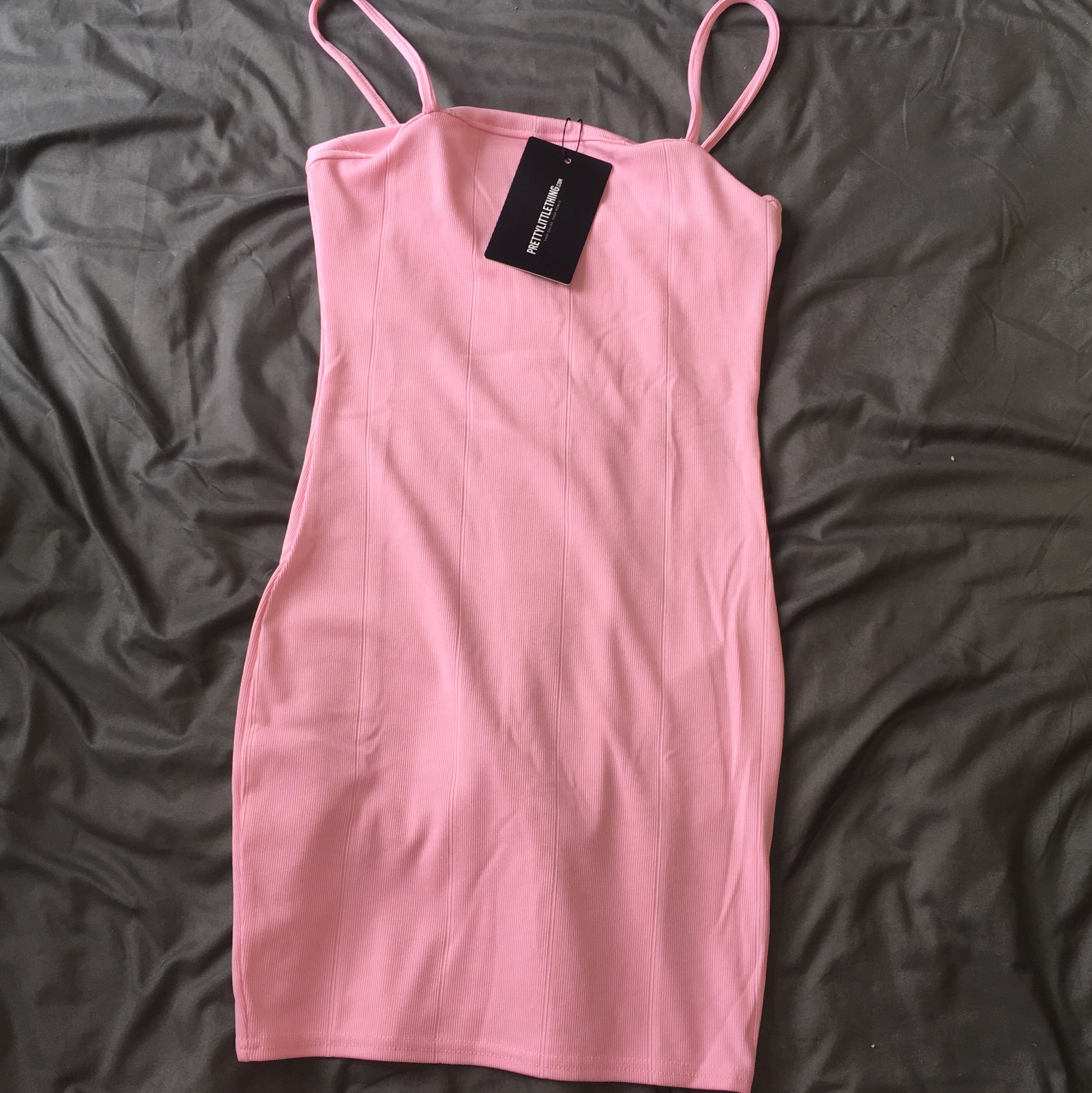 BRAND NEW with tags Baby pink bandage dress pretty