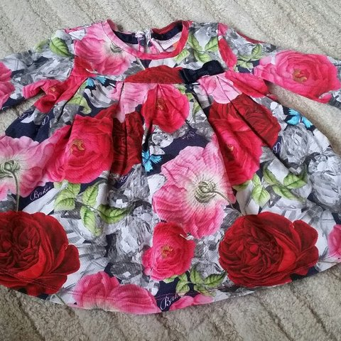 82e220091 Gorgeous ted baker baby girl dress size 0-3 months. Although - Depop