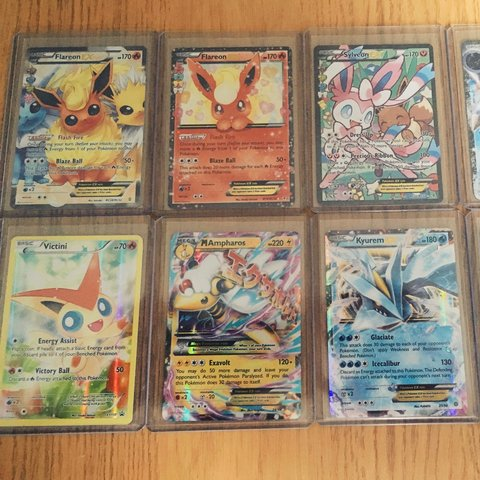 all pokemon ex cards for sale