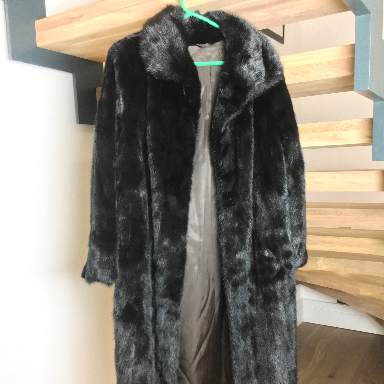 outlet store sneakers various styles Harrods Mink Fur Coat. Item has hardly been worn and... - Depop