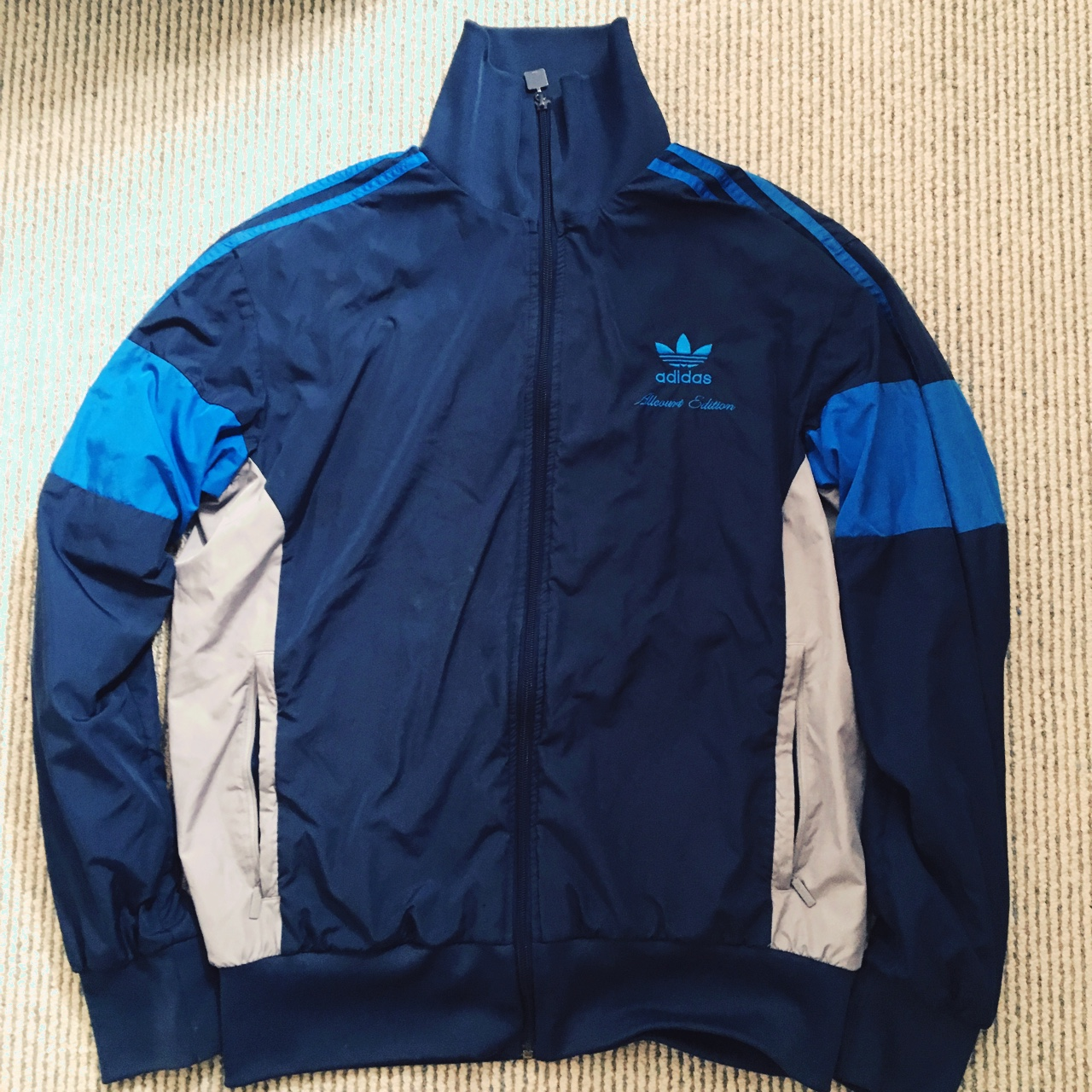 adidas all court jacket
