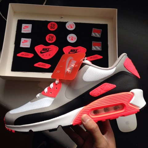 promo code dfc8e f3b71  lvrdsion. 7 months ago. London, United Kingdom. Nike Air Max 90 Infrared  Patch.