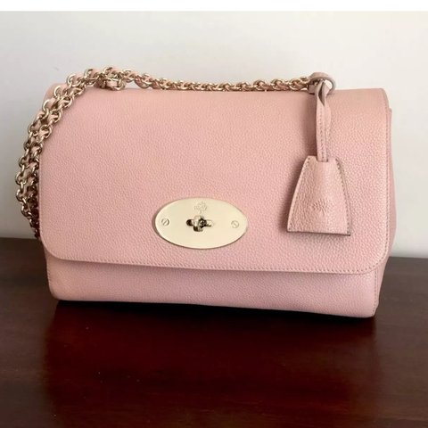 7db7e09576 Blush Pink Medium Mulberry Lily RRP £995 Rare bag which is - Depop
