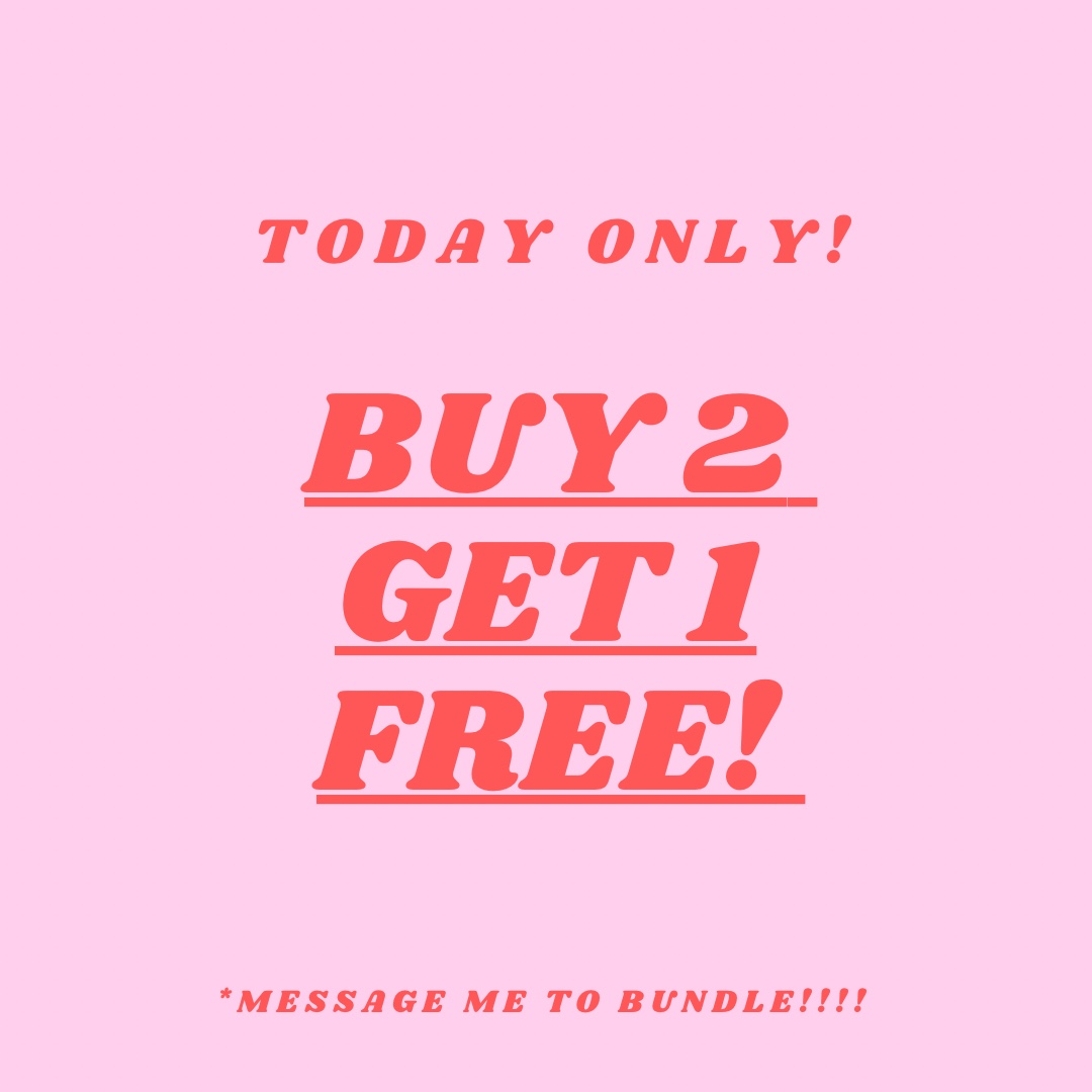 🌸TODAY ONLY!🌸