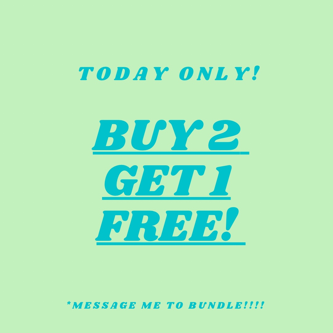 💚TODAY ONLY!💚