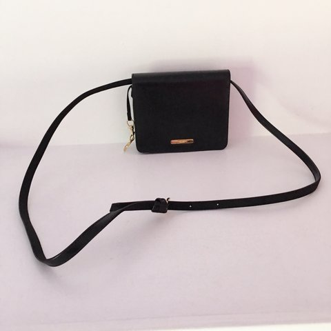 95c62ea4c ... jihanebous 4 months ago tarpon springs united states vintage black nine  west crossbody purse ...