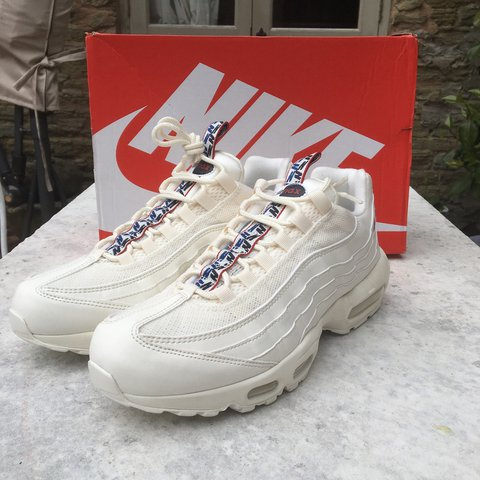 27a8e215279 Rare Nike Air Max 95 TT. Size 9 uk. BRAND NEW NEVER WORN - - Depop