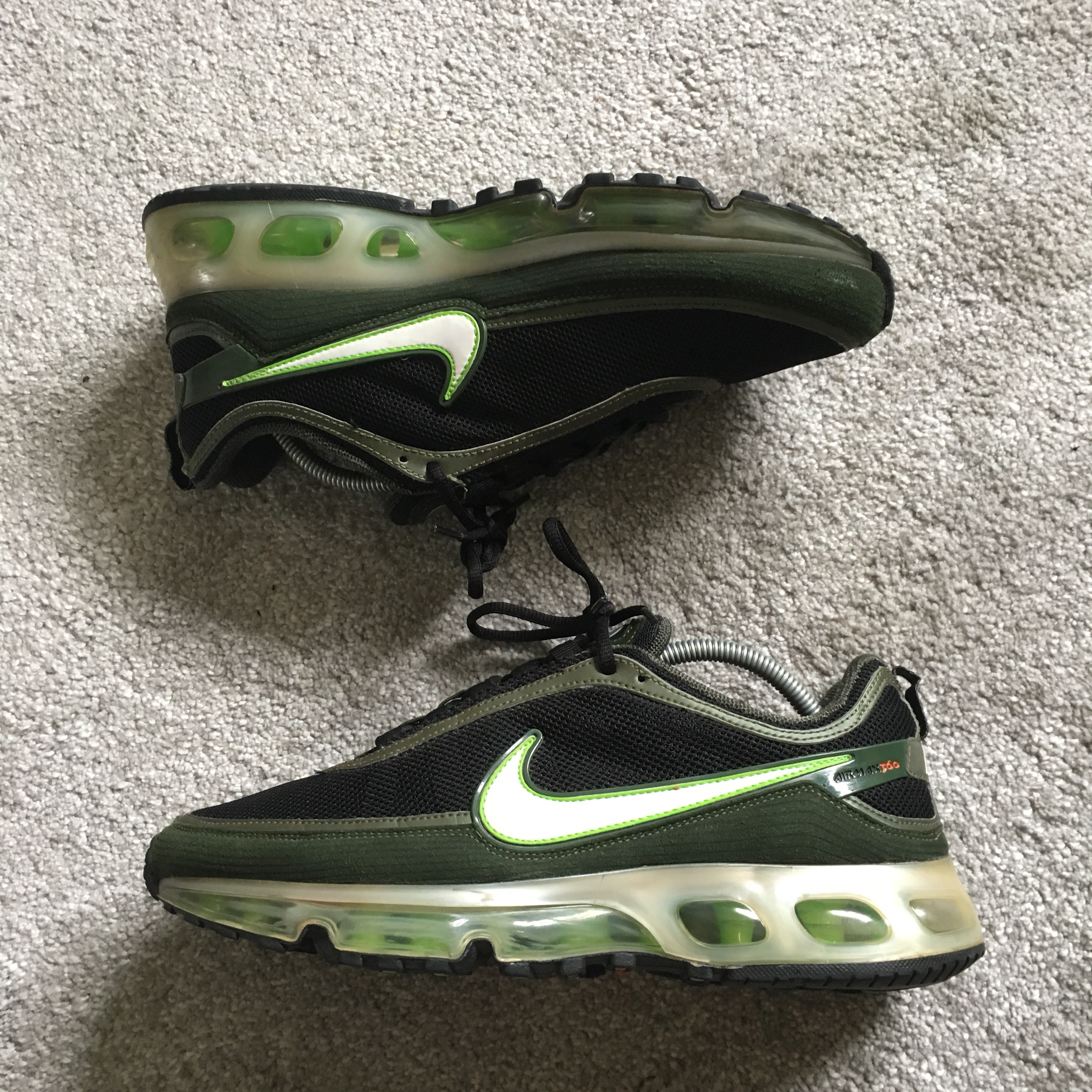 MENS NIKE AIR MAX 360 ii! Either from 2010 or 2008