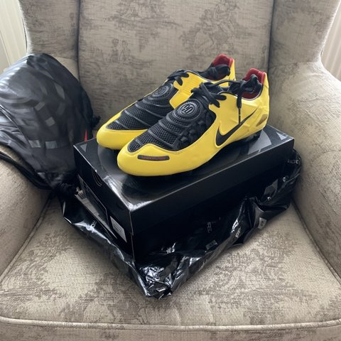 943d4cf97 Nike T90 Laser Limited Edition Football Boots FG. Nike Total - Depop