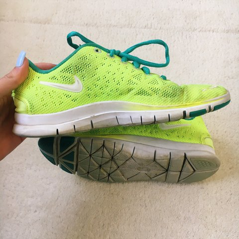 a2fb1f937c02 Nike FREE TR FIT 3 Breathe gym   running trainers in UK 3.5 - Depop
