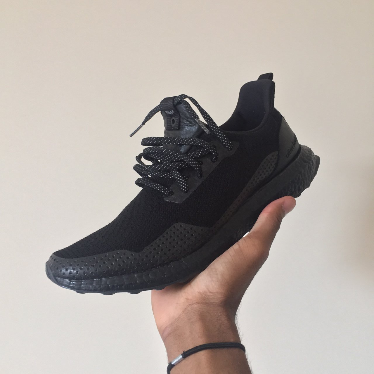 1e64370fe43 Adidas X Haven UltraBOOST 2.0 Uncaged (Leather) Colourway  - Depop