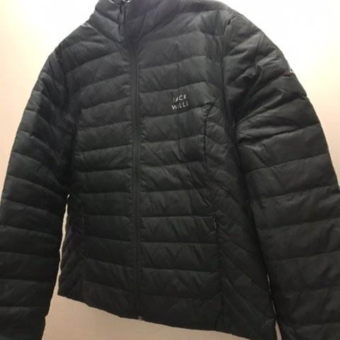 jack wills #feather down #coat brand new Bottle Depop