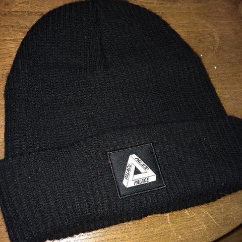 a67f01180c7 Palace beanie- never worn- brand new-give offers - Depop
