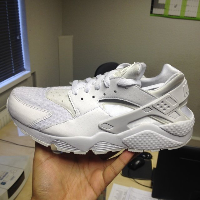 7c375803d129 Brand New unworn Nike Air Huarache. These are a UK 8 US 9 in - Depop
